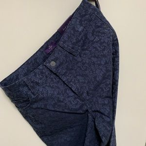 NYDJ NWT Skinny Legging Filagree Pattern Jeans